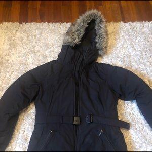 North Face Hyvent Down Jacket Size Medium